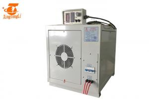 China 380v High Frequency Zinc Plating Power Supply Water Cooled With Remote Control on sale