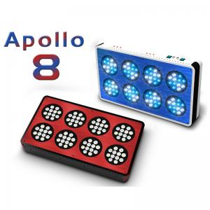 China 270W(120x3w) Apollo 8 full spectrum led grow light or led panel grow light for green house on sale