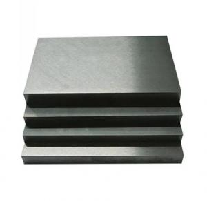 China High Wear Resistant Tungsten Carbide Plate / Metal Cutting Square Carbide Blanks on sale