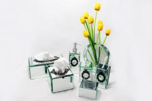 China ガラス浴室の付属品/セット on sale