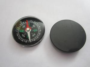 China Bulk Price 20mm round plastic mini compass/Acrylic Mini Compass on sale