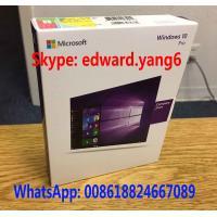 Windows 10 PRO Win 10 Professional Key Code Coa Sticker DVD Packing Box