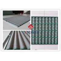 Green PMD Type Metal Screen Mesh  Hyperpool Shakers API RP 13C Standard