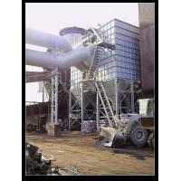 China Cement Plant Pulse Jet Fabric Filter / Industrial Bag House Filter Dust Collector on sale