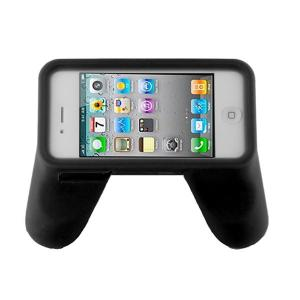 China for iPhone Portable Backup Battery Case 1800mAh 3Gs Black on sale