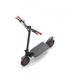 China New Fashion 10inch Wheel Wide Wheel Scooters,Adult Dual Motor Fast Speed Big Wheel Electric Scooter on sale