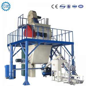 China 8t/H Dry Mortar Mixing Equipment 220 - 440v With Automatic Control System on sale