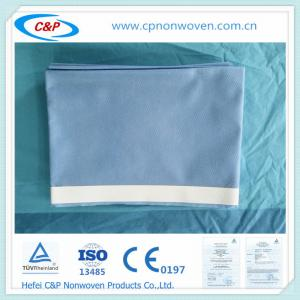 Quality Hosptal/clinic used disposable surgical Laparotomy drape pack with EO sterile for sale