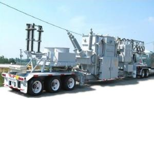 China Intelligent Mobile Transformer Substation Portable Transformer Three Phase on sale