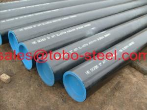 China ASTM A106GRB Seamless carbon steel tubes for high temperatures on sale