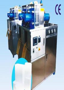 China Low Working Noise Dry Ice Cleaning Machine Dual Head For Lathe Cleaning Machine on sale