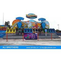 thrilling  top dancer ride Amusement park equipment Crazy waves Miami rides for sale