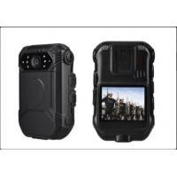 Full HD 1080P Ambarella 4G Body Worn Camera With TFT Display , Unique Waterproof Design