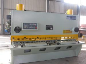 China QC11Y-16x3200 CNC Guillotine Shear on sale
