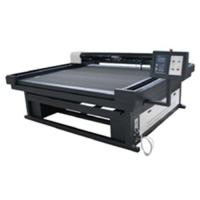 Laser cutting machine for table cloth