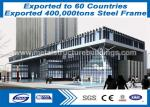 heavy structural steel fabrication and Steel Frame Structure by ASTM steel