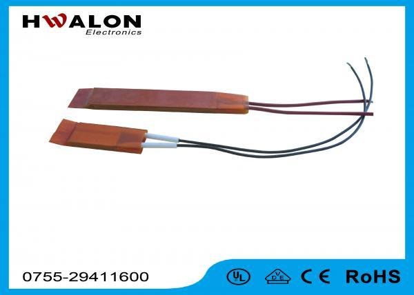 Custom 220V Insulating Thin Film Heater PTC Thermistor For