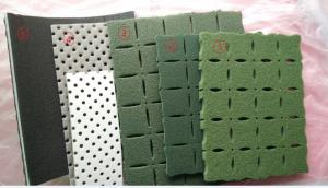 China Easy Install Artificial Grass Shock Pad Customized Color 10 Mm Thickness on sale
