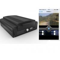 China 3G / 4G Mobile Vehicle DVR Truck Automotive Video Recorder H.264 on sale