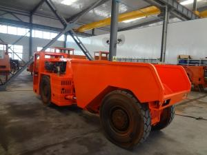 China Mini Truck 5 Tons Low Profile Dump Truck Underground Mining Trucks Tunneling Truck on sale