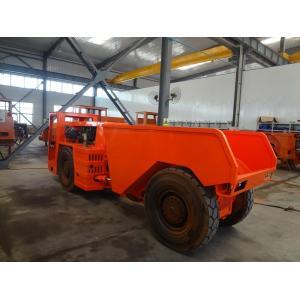 China Mini Truck 5 Tons Low Profile Dump Truck Underground Mining Trucks Tunneling Truck on sale