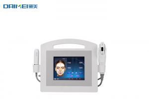 China Anti Wrinkle HIFU Beauty Machine / 2 In 1 HIFU Machine For Double Chin Body Fat Removal on sale