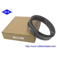 China Bulldozer D85 Parts Floating Oil Seal , Rubber Piston SealsHigh Pressure Resistant on sale