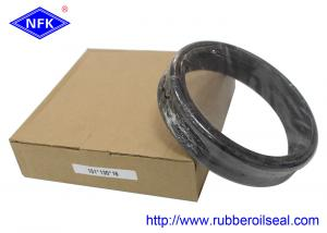 China Bulldozer D85 Parts Floating Oil Seal , Rubber Piston Seals High Pressure Resistant on sale
