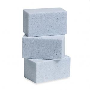 China Household cleaner tools glass pumice stone for BBQ Grill cleaning brick on sale