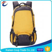 China Famous Brand Trail Hiking Backpack A Spacious Main Compartment With Zipper Closure on sale