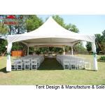 High Peak luxury  Pagoda Canopy Tent 6x6m for ourdoor wedding