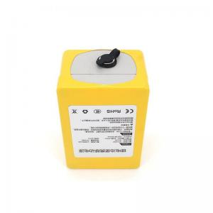 China Rechargeable 12V 10Ah Custom 18650 Battery Pack on sale