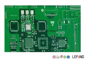 China 18 Layers Fr4 Lead Free HASL PCB Production Service For Vehicle 4 Oz / 140 µM on sale
