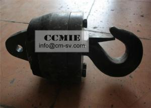 China Powder Coating / Electroplating Steel CraneLifting Hook for XCMG Truck Crane QY50B.5 on sale