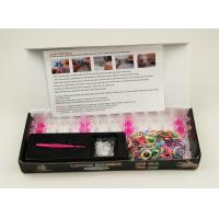 Silicone Rubber Loom Bands Kits