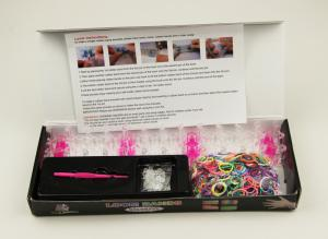 China Silicone Rubber Loom Bands Kits on sale