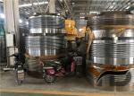 Granite / Basalt Industrial Crusher Machine 2400mm Cone Diameter 12 Months Guarantee