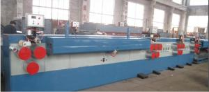 China Frequency Control Strapping Band Machine , PET Strap Making Machine With Siemens Motor on sale