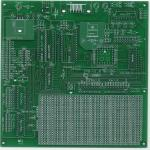 Substrate Fr4 Printed Circuit Board 3 Layers PCB 1OZ Copper Thickness 2 Years Guarantee