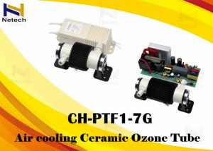 China Stable Ozone Output 3 - 7g Ozone Generator Parts Air Cooling Ozone Ceramic Tube on sale