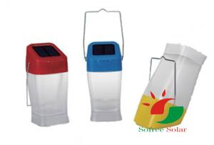 China Hanging led solar lanterns for indoor use replacing candle and kerosene lamp on sale