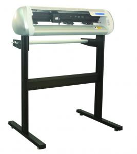 China Bluetooth Vinyl Cutter Plotter With High Light Patterned LCD For Advertisement Signs on sale