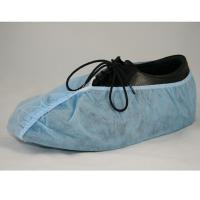 China Non Woven Pp Blue Shoe Covers Disposable For Medical And Daily Use on sale