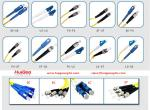 Fiber optic patch cord Fiber Optic Patch Cables Single Mode Multimode Jumpers