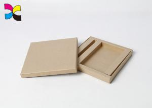 China Customized Paper Cardboard Flat Folding Gift Box Recycled Eco - Friendly on sale