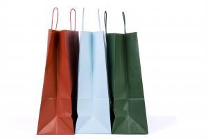 China Non-woven folding shopping bag on sale