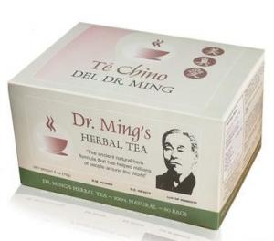 China Dr Ming Herbal Tea Weight Loss Tea -Te Chine Del Dr Ming on sale