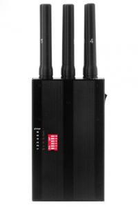 China MONSTRO 10 Best Handheld Mobile Phone Jammer on sale