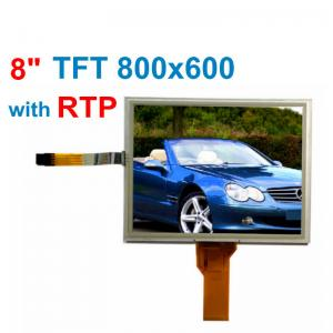 China 800 X 600 Raspberry LCD Touch Screen , 250cd / M2 Hmi LCD Touch Screen on sale