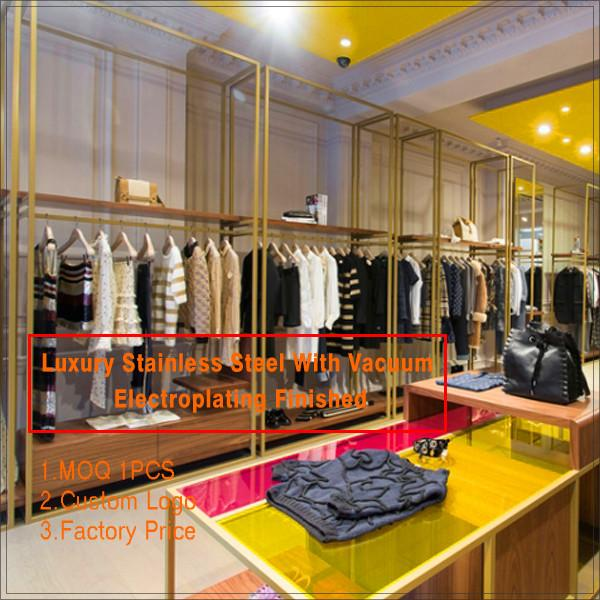 Modern Retail Clothing Apparel Store Interior Design For Sale Lady Clothing Display Furniture Manufacturer From China 105614760,Latest Earrings Design 2020 Gold